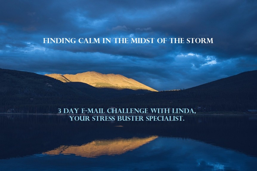 finding calm in the midst of the storm natural drug free health